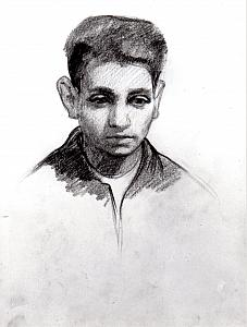 Portrait of a Young Prisoner