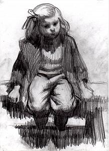 Little Girl Prisoner